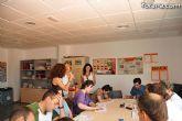 La directora general de Personas con Discapacidad del IMAS visita las dependencias municipales destinadas a colectivos de discapacitados - 38