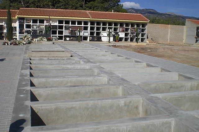 """Adjudican provisionalmente la construcción de 44 fosas en el Cementerio Municipal """"Nuestra Señora del Carmen"""", Foto 1"""