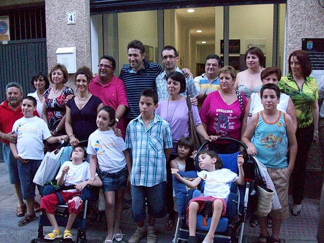 Los hermanos Salinas muestran su apoyo a D´Genes y las Enfermedades Raras, Foto 2