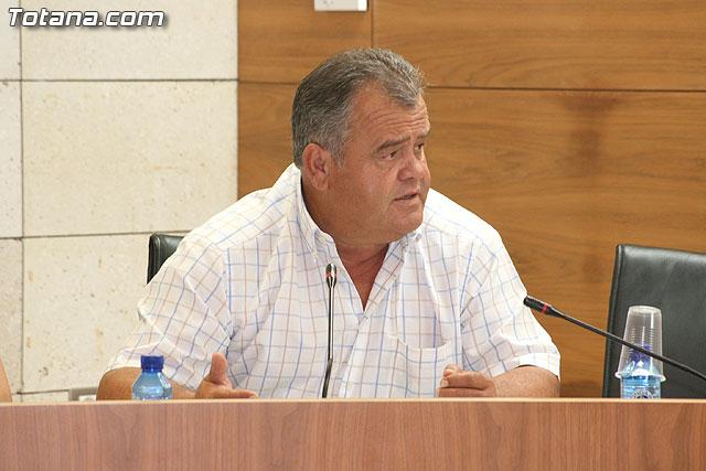 El grupo popular cree que el concejal socialista Andrés García desconoce la situación real sobre el expediente de la presa de Lébor, Foto 1