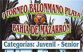 I Torneo de Balonmano Playa