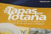 """""""De Tapas por Totana"""" se presenta como el aperitivo gastronómico de las Fiestas de Santiago 2009 - 12"""