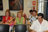 """""""De Tapas por Totana"""" se presenta como el aperitivo gastronómico de las Fiestas de Santiago 2009 - 16"""