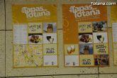 """""""De Tapas por Totana"""" se presenta como el aperitivo gastronómico de las Fiestas de Santiago 2009 - 18"""