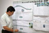 El Ayuntamiento de Alhama aprovecha la �poca estival para reparar y mejorar numerosas v�as del municipio