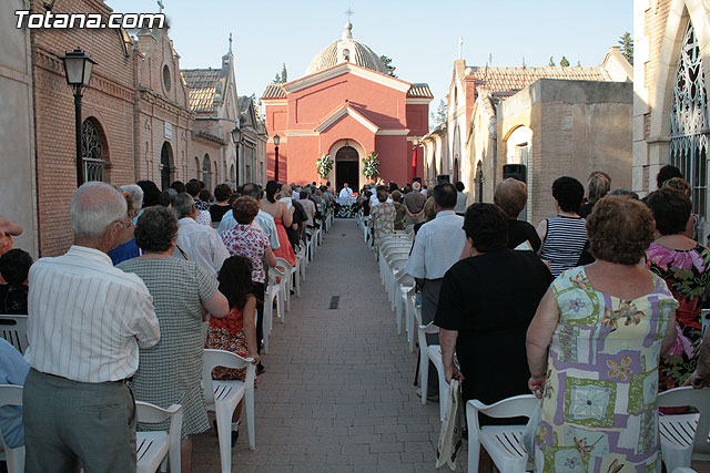 """Many people attended the traditional Mass in honor of """"Nuestra Señora del Carmen"""", Foto 1"""