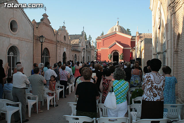 """Many people attended the traditional Mass in honor of """"Nuestra Señora del Carmen"""", Foto 2"""