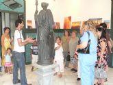 El CAVI visita las Casas Consistoriales de Mazarrón