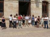 Concentración silenciosa en Mazarrón por el atentado