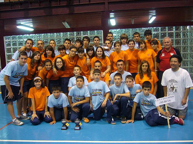 El Club Fútbol-Sala Capuchinos viajó a la localidad asturiana de Cangas del Narcea, Foto 1