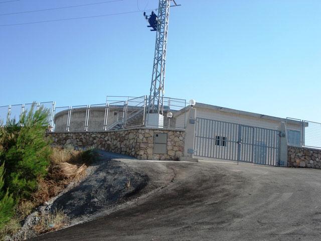 El Pleno aprueba una Moción de IU + Los Verdes para la puesta en funcionamiento del nuevo depósito en la Pedanía de Lébor, Foto 2