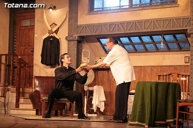 """Concluye la XXV Semana de Teatro con la puesta en escena de la obra """"Vaderetro"""", Foto 1"""