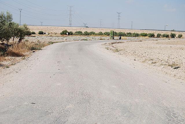 Llevarán a cabo las obras de pavimentación del camino del Mazarronero por un valor de 73.595 euros, Foto 1