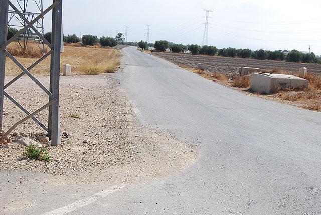 Llevarán a cabo las obras de pavimentación del camino del Mazarronero por un valor de 73.595 euros, Foto 2