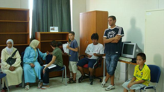 """Comienzan las actividades del proyecto """"Integración socioeducativa de menores y jóvenes  en situación o riesgo de exclusión social"""", Foto 1"""