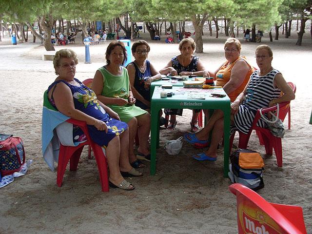 Continúa el programa de salidas y viajes durante los meses del verano 2009 para los socios del Centro Municipal de Personas Mayores de Totana, Foto 1