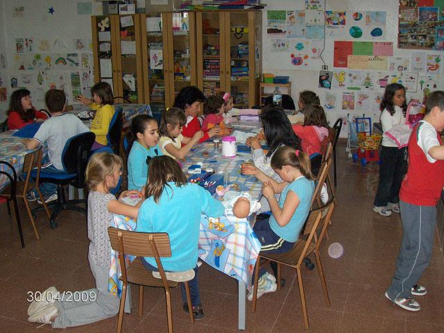 Más de 350 niños y jóvenes de Totana participan en el proyecto de dinamización social de barrios, Foto 2