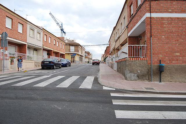 Llevarán  a cabo las obras de sustitución de las aceras y servicios generales en las calles Ciudad de Mérida, Federico Servet y Fernanda María Carmona, Foto 3