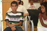 Autoridades municipales reciben a los 6 niños saharauis y a las familias totaneras que los acogen durante los meses de julio y agosto - 2