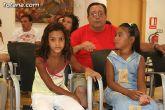 Autoridades municipales reciben a los 6 niños saharauis y a las familias totaneras que los acogen durante los meses de julio y agosto - 3