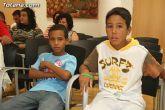 Autoridades municipales reciben a los 6 niños saharauis y a las familias totaneras que los acogen durante los meses de julio y agosto - 5
