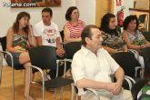 Autoridades municipales reciben a los 6 niños saharauis y a las familias totaneras que los acogen durante los meses de julio y agosto - 6