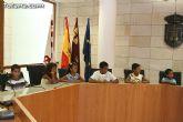 Autoridades municipales reciben a los 6 niños saharauis y a las familias totaneras que los acogen durante los meses de julio y agosto - 10