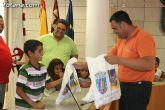 Autoridades municipales reciben a los 6 niños saharauis y a las familias totaneras que los acogen durante los meses de julio y agosto - 14