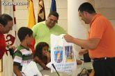 Autoridades municipales reciben a los 6 niños saharauis y a las familias totaneras que los acogen durante los meses de julio y agosto - 15