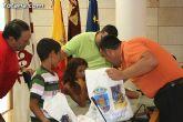 Autoridades municipales reciben a los 6 niños saharauis y a las familias totaneras que los acogen durante los meses de julio y agosto - 16