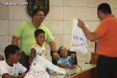 Autoridades municipales reciben a los 6 niños saharauis y a las familias totaneras que los acogen durante los meses de julio y agosto - 20