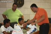 Autoridades municipales reciben a los 6 niños saharauis y a las familias totaneras que los acogen durante los meses de julio y agosto - 19