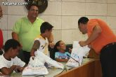 Autoridades municipales reciben a los 6 niños saharauis y a las familias totaneras que los acogen durante los meses de julio y agosto - 21