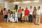 Autoridades municipales reciben a los 6 niños saharauis y a las familias totaneras que los acogen durante los meses de julio y agosto - 22