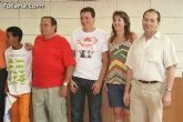 Autoridades municipales reciben a los 6 niños saharauis y a las familias totaneras que los acogen durante los meses de julio y agosto - 25