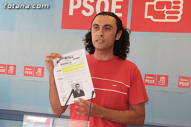 """Martínez Usero: """"El sueldo del alcade no entra en crisis"""", Foto 1"""