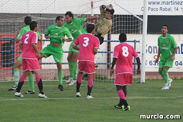 Lorca Deportiva - Real Murcia (0-4), Foto 1