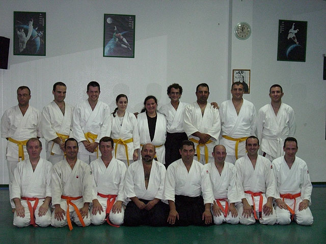 Finalizan las clases del Club Aikido de la Región de Murcia con la celebración de los exámenes de cinto amarillo y naranja, Foto 1