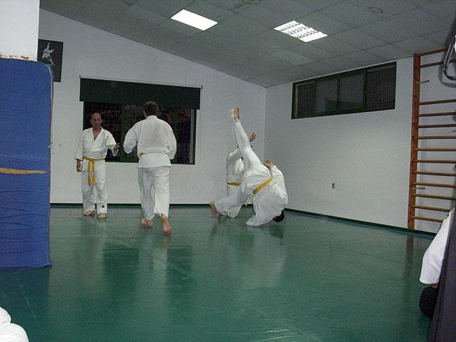 Finalizan las clases del Club Aikido de la Región de Murcia con la celebración de los exámenes de cinto amarillo y naranja, Foto 2