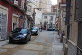 La concejalía de Planificación y Desarrollo Sostenible concluirá  las mejoras de los servicios para los vecinos de la calle Antonio Garrigues