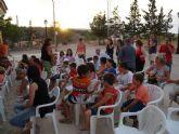 Cuentacuentos en las Fiestas de Gebas