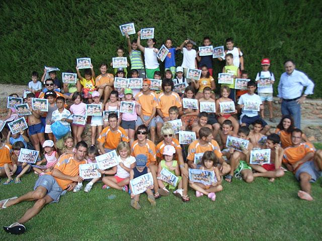 La concejalía de Deportes clausura las actividades infantiles de la segunda quincena de agosto del programa Verano Polideportivo, Foto 1