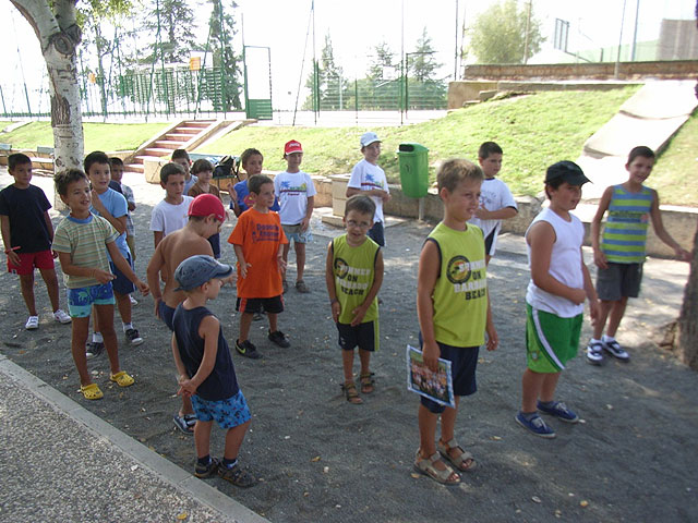 La concejalía de Deportes clausura las actividades infantiles de la segunda quincena de agosto del programa Verano Polideportivo, Foto 2