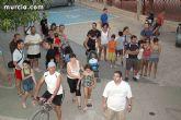 El autob�s del triplete se pasea por la Regi�n de Murcia - 14