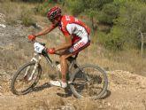 Pedro Antonio, del Club Ciclista Santa Eulalia, 4º senior en la I marcha MTB Villa de Pliego