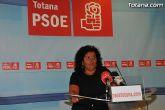 El PSOE lamenta la dejadez de Carrión para gestionar con eficacia los Servicios Sociales
