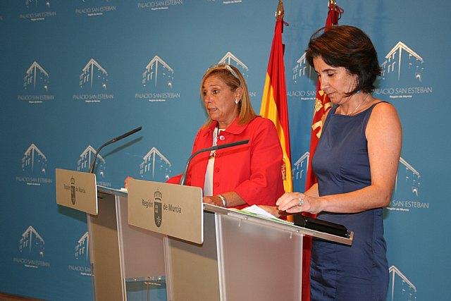 El Consejo de Gobierno del Ejecutivo regional aprueba la integración de 36 municipios en la Entidad Pública del Transporte, Foto 1