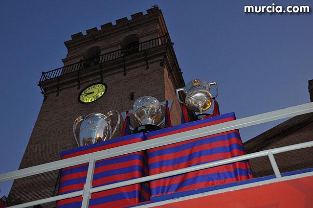 Pedrito y Maxwell acompañarán a Laporta mañana en la XXXII Trobada Mundial de Peñas del Barça, Foto 1