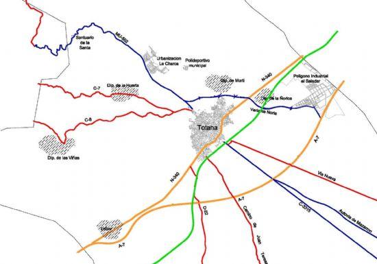 Licitarán la remodelación de tres importantes carreteras de acceso en el municipio, Viñas-Carivete, La Huerta y la del Paretón, Foto 1