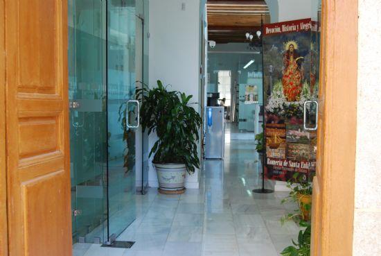La Oficina Municipal de Información Turística de Totana ha recibido cerca de 4.000 visitas durante los meses de julio y agosto, Foto 1